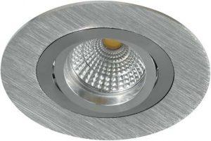 Empotrable aluminio 110 mm