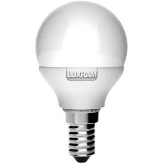 Bombilla led esferica E14
