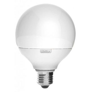 Bombilla led globo 120mm.