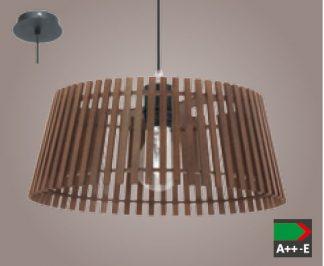 Lámpara de techo colgante estilo moderno