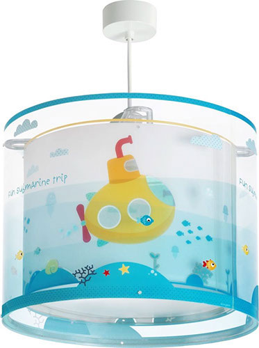 Colgante Infantil submarino