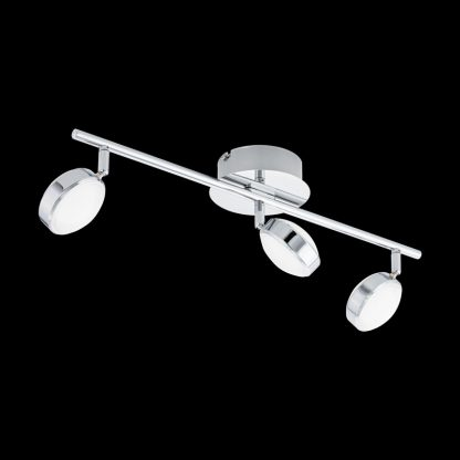 Barra led cromo brillo Salto