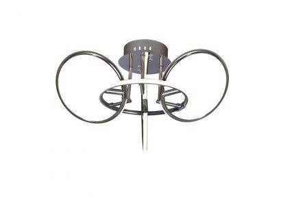 Lámpara plafón led 46W dimmable Aros