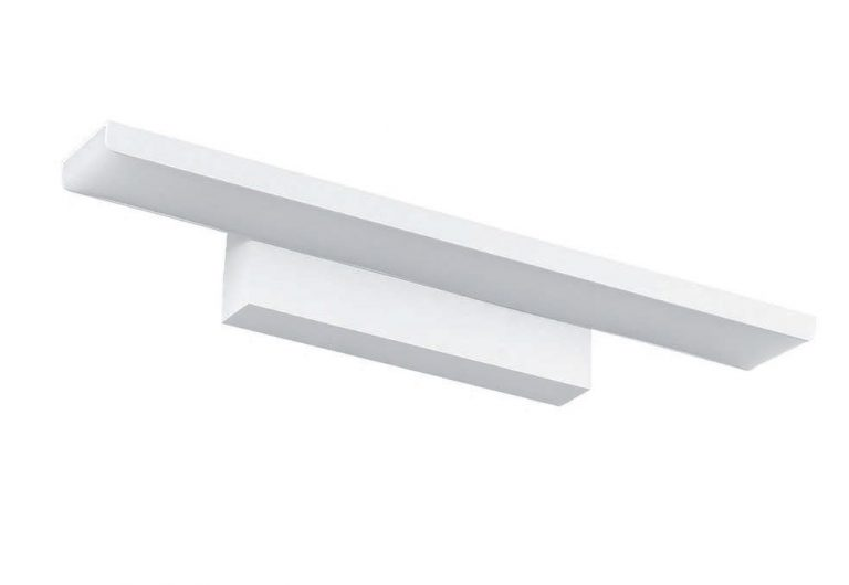 Aplique led blanco 81 cm.