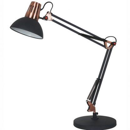 Lámpara mesa flexo articulado Drass