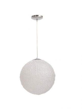 Lámpara colgante esfera Alicia