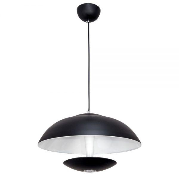 Lámpara colgante led integrado Galilei