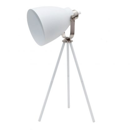 Lámpara mesa trípode metal Getting