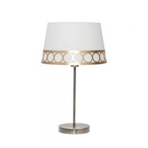 Lámpara mesa pantalla Dalia
