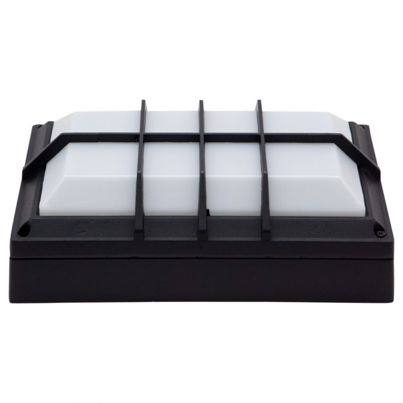 Aplique exterior 1xE27 rectangular Karibu