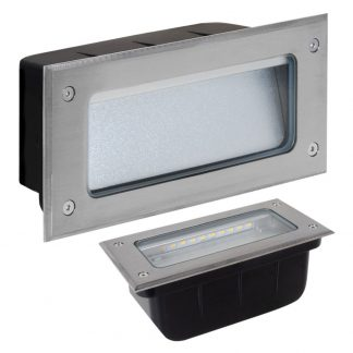 Empotrable exterior led rectangular Murdoch