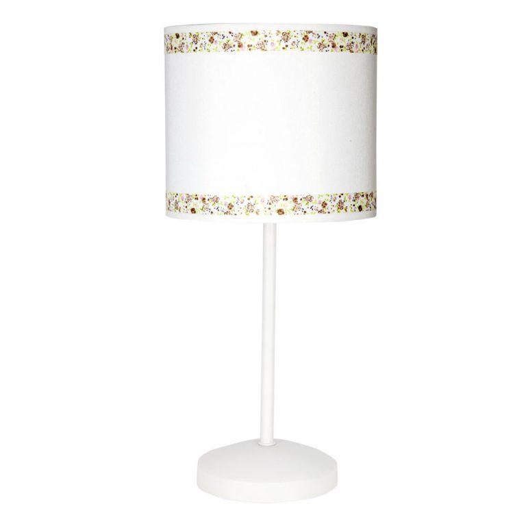 Lámpara mesa pantalla Cenefa