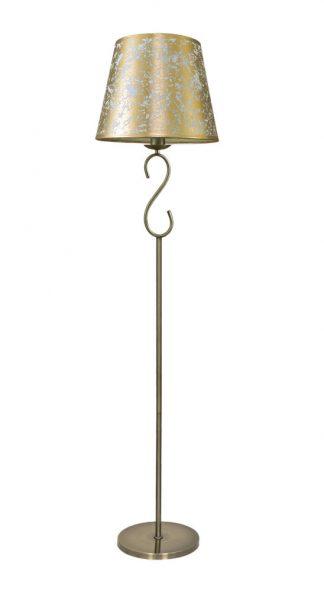 Lámpara de suelo con pantalla Tampico