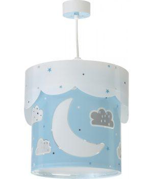 Lámpara de techo infantil Moon