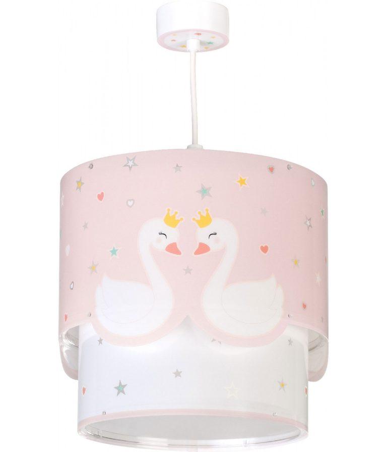 Lámpara de techo infantil Sweet Love