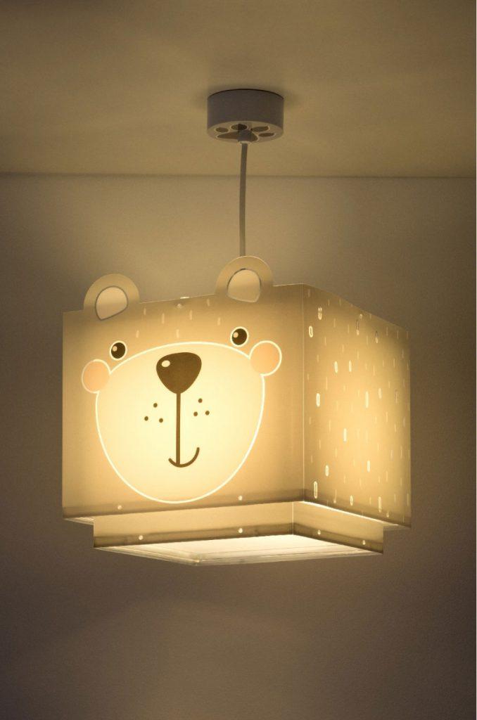 Lámpara de techo infantil Little Teddy