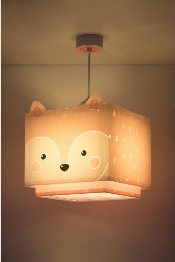 Lámpara de techo infantil Little Fox