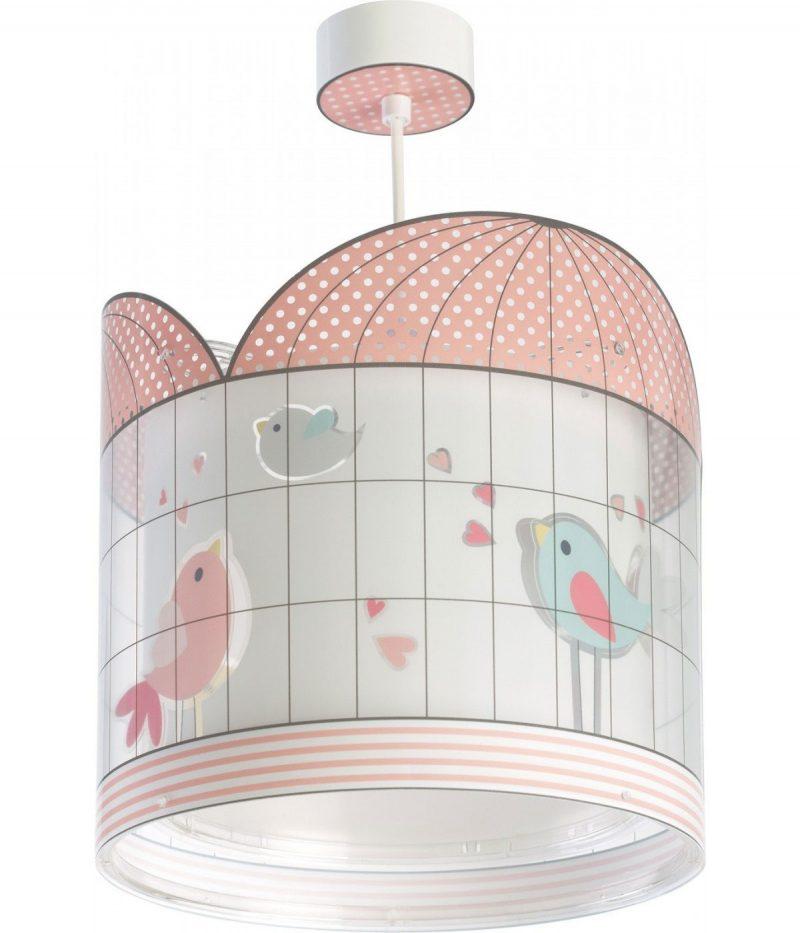 Lámpara de techo Infantil Little Birds