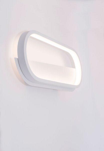 Aplique pared led oval Box