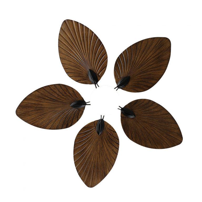 Ventilador techo led 5 hojas 132 cm Colla