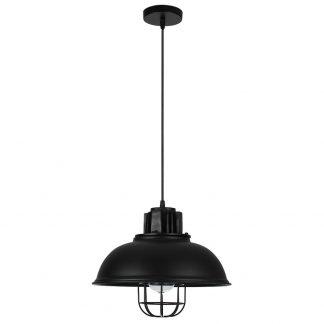Lámpara colgante 1 luz Emu