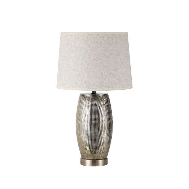 Lámpara de mesa con pantalla Sabina