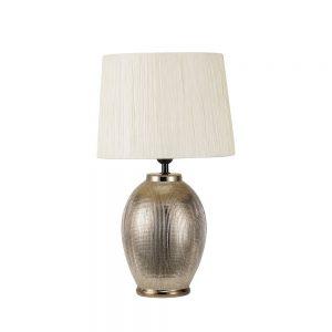 Lámpara de mesa con pantalla Saima
