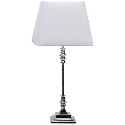 Lámpara de mesa metal pantalla Shubunkin