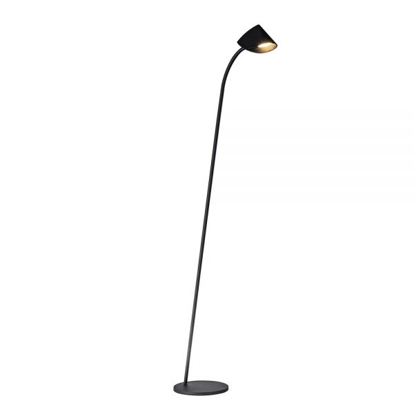 Lámpara suelo 8,5W Capuccina