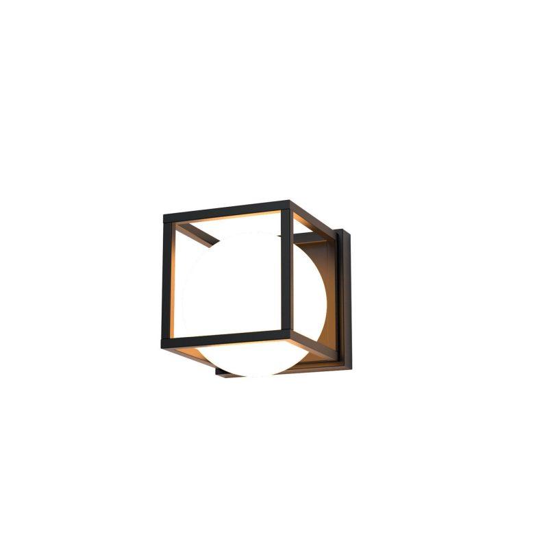 Aplique pared 1 luz cristal opal 200 Desigual